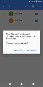 Sony Xperia XZ2 (H8216) - Contacten en data - Contacten overzetten via Bluetooth - Stap 8