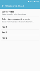 Samsung Galaxy J5 (2016) - Red - Seleccionar una red - Paso 8