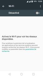 Wiko U-Feel Lite - Wi-Fi - Accéder au réseau Wi-Fi - Étape 5