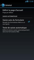 Acer Liquid Z5 - Internet - Configuration manuelle - Étape 26