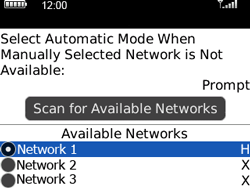 BlackBerry 8520 Curve - Network - Usage across the border - Step 7