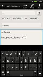 HTC S728e One X Plus - E-mail - envoyer un e-mail - Étape 8