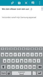 Samsung A500FU Galaxy A5 - E-mail - E-mails verzenden - Stap 19