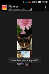 Alcatel OT-4015X Pop C1 - Photos, vidéos, musique - Envoyer une photo via Bluetooth - Étape 14