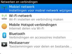 BlackBerry 9720 Bold - Netwerk - Gebruik in het buitenland - Stap 5