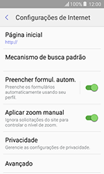Samsung Galaxy J1 - Internet (APN) - Como configurar a internet do seu aparelho (APN Nextel) - Etapa 23