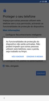 Samsung Galaxy Note9 - Primeiros passos - Como ligar o telemóvel pela primeira vez -  14