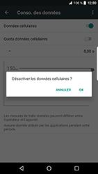 BlackBerry DTEK 50 - Internet - Désactiver les données mobiles - Étape 6