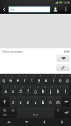 HTC One Max - MMS - afbeeldingen verzenden - Stap 3