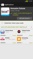 Samsung I9300 Galaxy S III - Applications - Télécharger des applications - Étape 10
