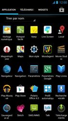 Acer Liquid S1 - Internet - Navigation sur internet - Étape 2