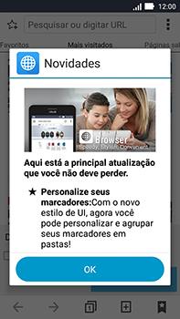 Asus Zenfone Go - Internet (APN) - Como configurar a internet do seu aparelho (APN Nextel) - Etapa 20