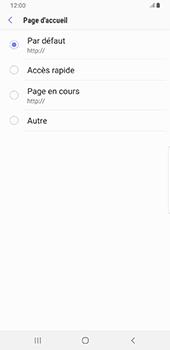 Samsung Galaxy S9 Plus - Android Pie - Internet - configuration manuelle - Étape 27