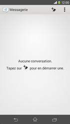 Sony D6603 Xperia Z3 - MMS - envoi d'images - Étape 3