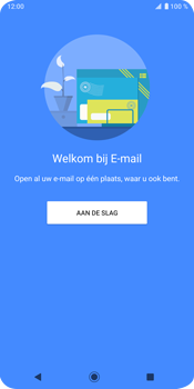 Sony Xperia XZ3 - E-mail - e-mail instellen (outlook) - Stap 4