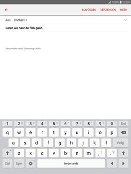 Samsung Galaxy Tab S2 9.7 (T815) - E-mail - E-mail versturen - Stap 10