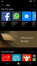 Microsoft Lumia 950 - Applications - Download apps - Step 9