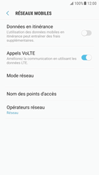 Samsung Galaxy S6 - Android Nougat - Internet - configuration manuelle - Étape 9