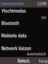 Nokia 216 - Bluetooth - Headset, carkit verbinding - Stap 5