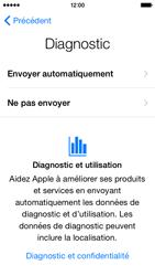 Apple iPhone 5c (iOS 8) - Premiers pas - Créer un compte - Étape 38
