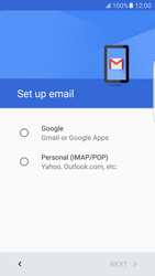 Samsung G935 Galaxy S7 Edge - E-mail - Manual configuration (gmail) - Step 8
