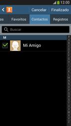 Samsung Galaxy S4 Mini - Mensajería - Escribir y enviar un mensaje multimedia - Paso 8