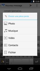 Acer Liquid Jade S - E-mail - envoyer un e-mail - Étape 10