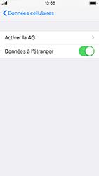 Apple iPhone SE - iOS 12 - Internet - Désactiver du roaming de données - Étape 5