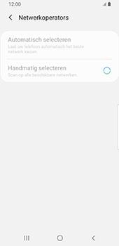 Samsung Galaxy S9 Plus - Android Pie - Netwerk - gebruik in het buitenland - Stap 12