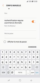 Samsung Galaxy S8 - E-mails - Ajouter ou modifier un compte e-mail - Étape 15
