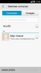 Huawei Ascend Y550 - E-mail - E-mails verzenden - Stap 6