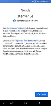 Samsung Galaxy A7 2018 - E-mails - Ajouter ou modifier votre compte Gmail - Étape 11