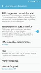Samsung G930 Galaxy S7 - Appareil - Mises à jour - Étape 6