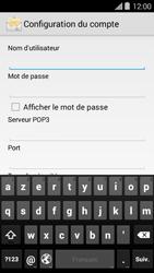 Bouygues Telecom Ultym 5 II - E-mails - Ajouter ou modifier un compte e-mail - Étape 8