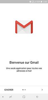 Samsung Galaxy J6 - E-mails - Ajouter ou modifier votre compte Gmail - Étape 5