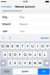 Apple iPhone 4S met iOS 8 (Model A1387) - Applicaties - Account aanmaken - Stap 16