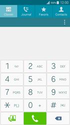 Samsung A300FU Galaxy A3 - Messagerie vocale - configuration manuelle - Étape 5