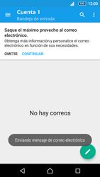 Sony Xperia Z5 - E-mail - Escribir y enviar un correo electrónico - Paso 16