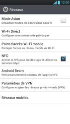 LG P880 Optimus 4X HD - Internet - Activer ou désactiver - Étape 5
