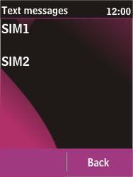 Nokia C2-03 - SMS - Manual configuration - Step 6