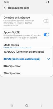 Samsung Galaxy S9 Android Pie - Réseau - activer 4G - Étape 7