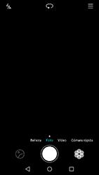 Huawei Y6 (2017) - Funciones básicas - Uso de la camára - Paso 5