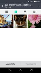HTC Desire 626 - E-mail - Bericht met attachment versturen - Stap 13