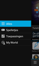 BlackBerry Z10 - Applicaties - Downloaden - Stap 4
