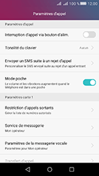 Huawei Y6 II Compact - Messagerie vocale - configuration manuelle - Étape 6