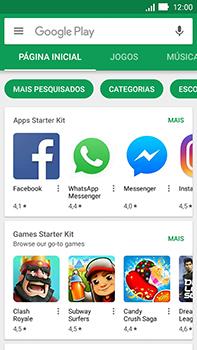 Asus Zenfone Go - Aplicativos - Como baixar aplicativos - Etapa 4