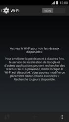 Bouygues Telecom Ultym 5 II - Internet et connexion - Accéder au réseau Wi-Fi - Étape 5