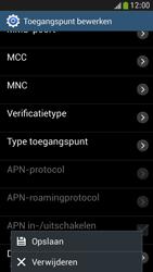 Samsung I9195 Galaxy S IV Mini LTE - Internet - handmatig instellen - Stap 16