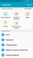 Samsung G925F Galaxy S6 Edge - Bluetooth - headset, carkit verbinding - Stap 4