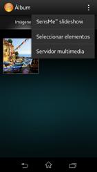 Sony Xperia L - Bluetooth - Transferir archivos a través de Bluetooth - Paso 5